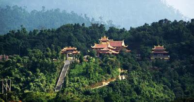 Thiền Viện Trúc Lâm–Chốn linh thiên yên bình của Đà Lạt